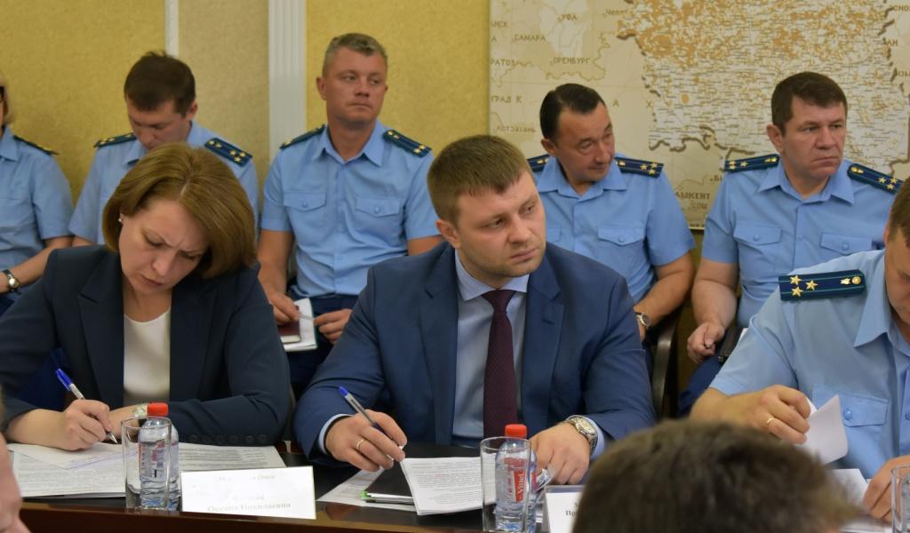 Генпрокуратура РФ объявила предостережение Фадиной и Заеву