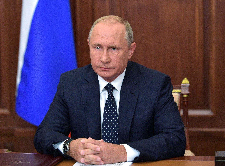 Жителя Красноярска оштрафовали за мат в адрес Путина