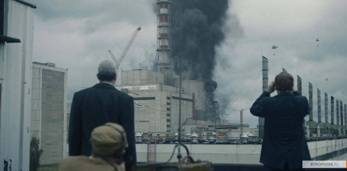 В России потребовали запретить сериал «Чернобыль»