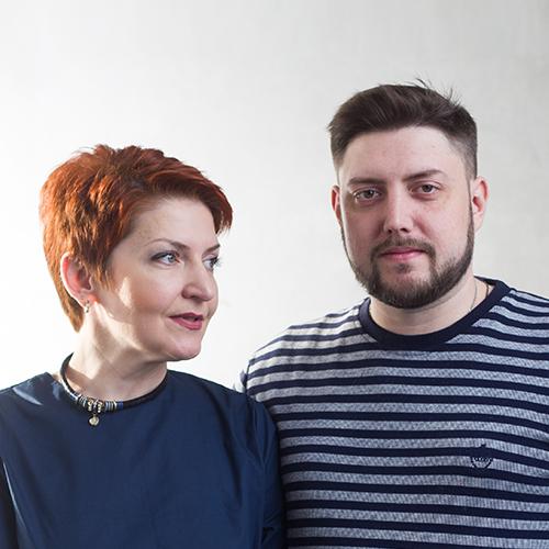 С. Савинов и Ю. Голенецких