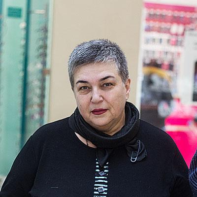 Анна Икева