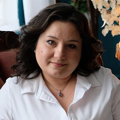 Марина Мазанова