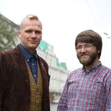 Владимир Николаев и Иван Ляшук