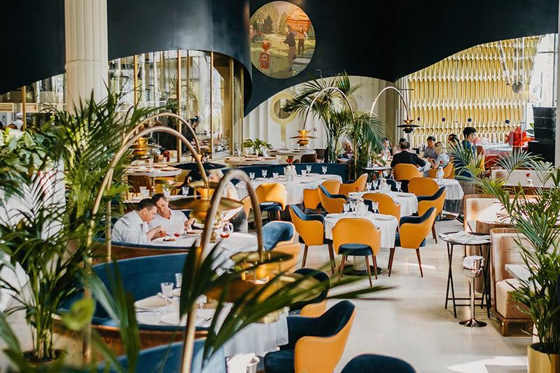 Ресторан Восход москва