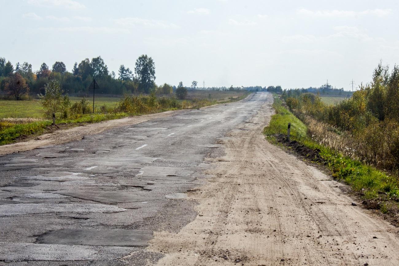 Построенные к мундиалю дороги в Нижнем Новгороде размыло дождем