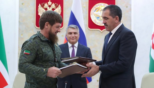 Суд признал законным решение о границе Ингушетии и Чечни