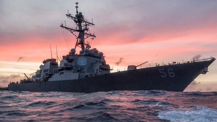 США отправит военный корабль в Черное море из-за конфликта в Керченском проливе