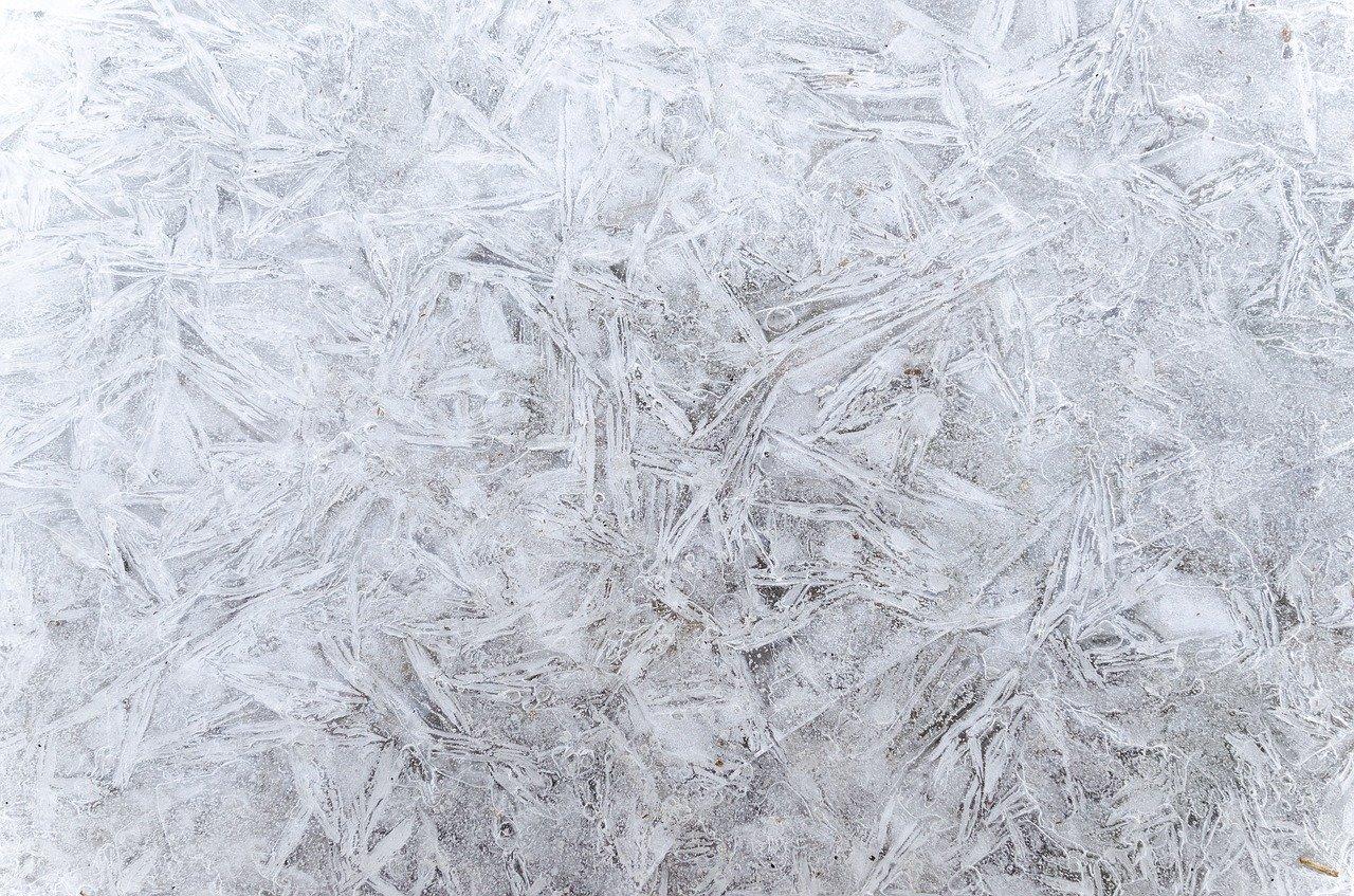 Мороз без снега. В Омск идут сильные морозы