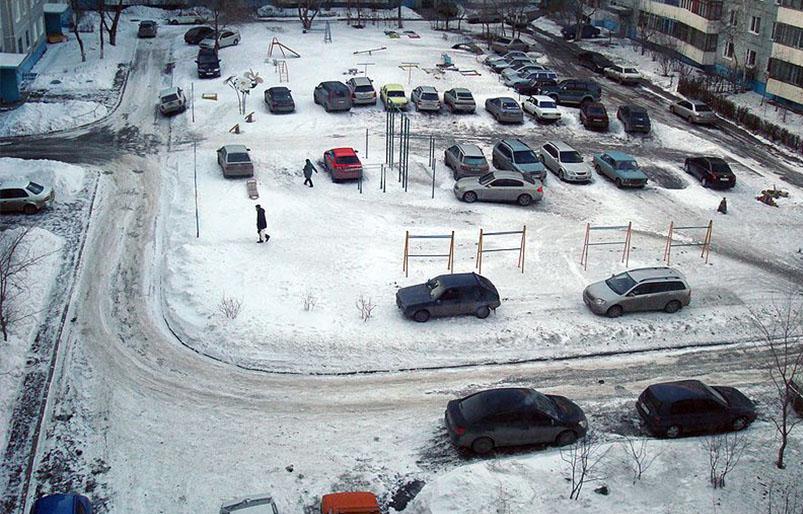 В Омске потратят 46 миллионов рублей на благоустройство дворов