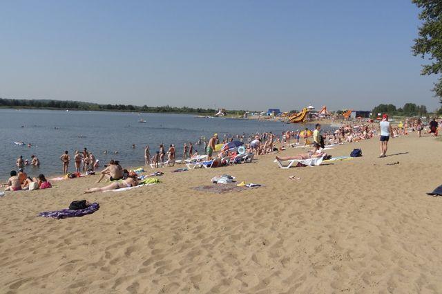 Пляжи Краснодарского края открыты