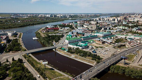 Омску в числе двадцати городов России присвоено звание «Город трудовой доблести»