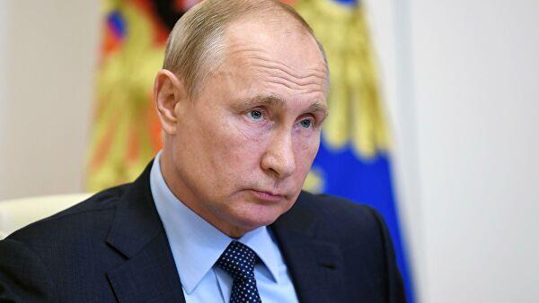 Президент России вновь обратился к гражданам страны