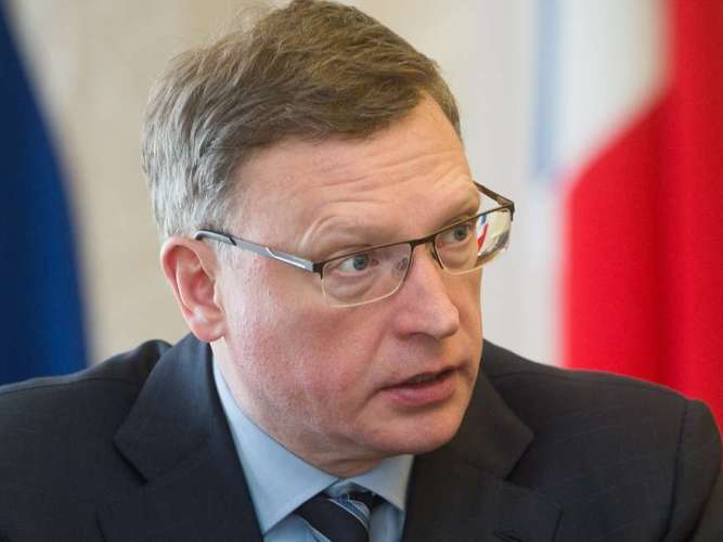 Губернатор Бурков заявил о росте «коллективного иммунитета» среди омичей