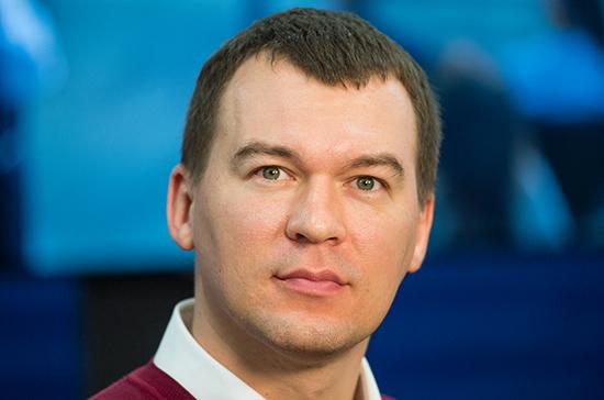 Хабаровские депутаты могут сделать избрание Дегтярева невозможным