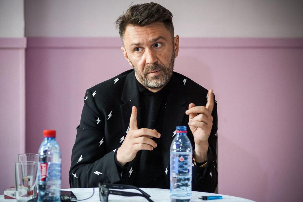Сергей Шнуров стал генеральным продюсером канала RTVI