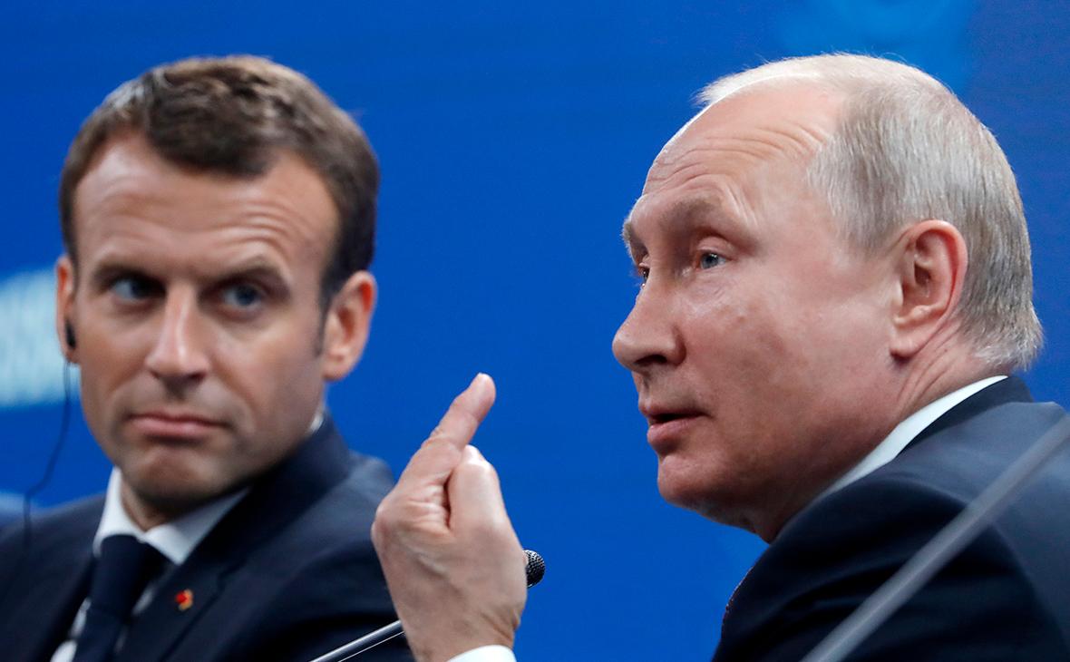 Путин назвал Навального «Интернет - баламутом»