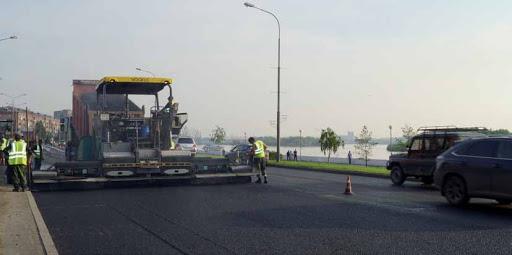 Рекордные средства выделены на строительство и ремонт омских дорог