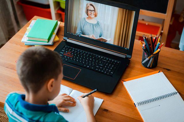 В Омске возможен переход школьников на дистанционное обучение