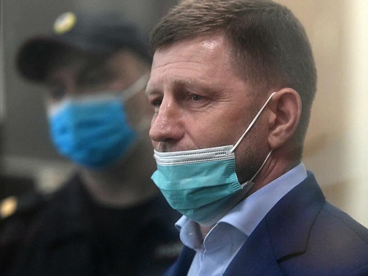 У Сергея Фургала есть проблемы со здоровьем