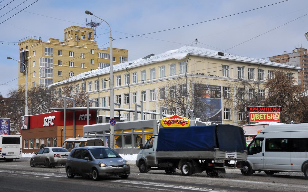 В центре Омска узаконили многоэтажный жилой дом