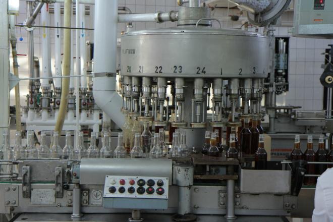 В России могут возникнуть перебои с водкой