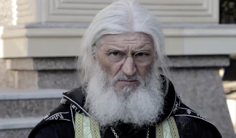 Бывший схиигумен Сергий объявил «сухую» голодовку