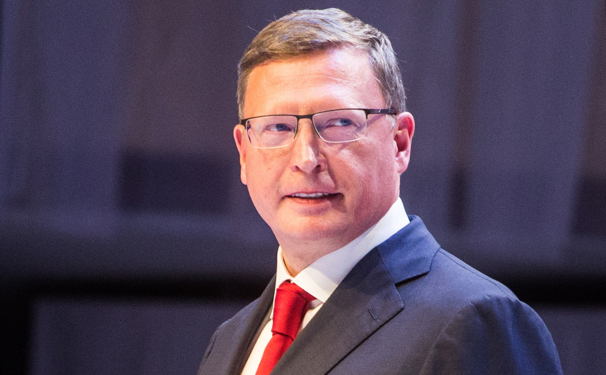 Против губернатора Буркова выдвинуты серьезные обвинения