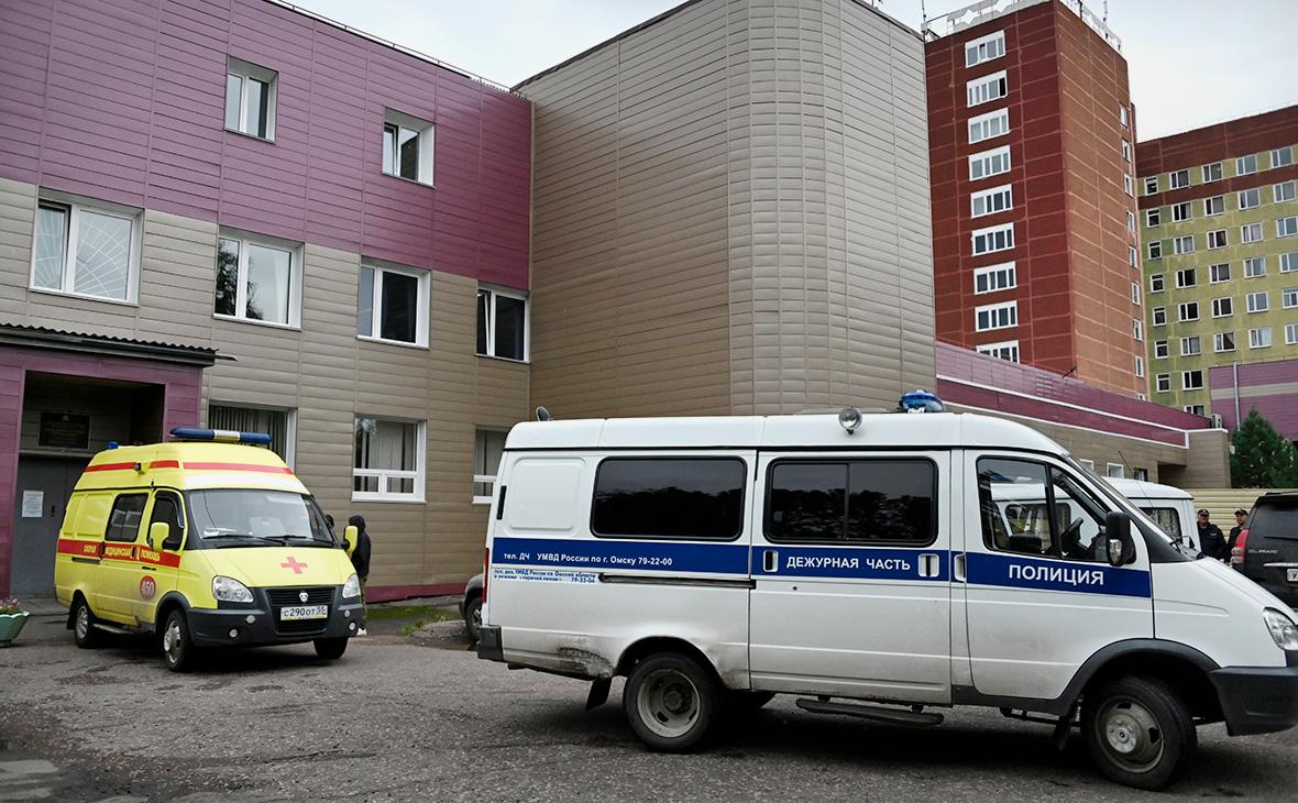 Женщина, которую в Омске спасли со льдины, скончалась в больнице