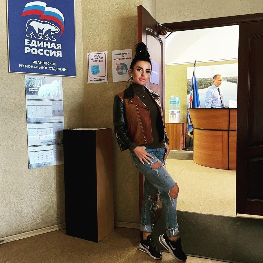 Волкова из Тату подала документы на прймериз «Единой России»