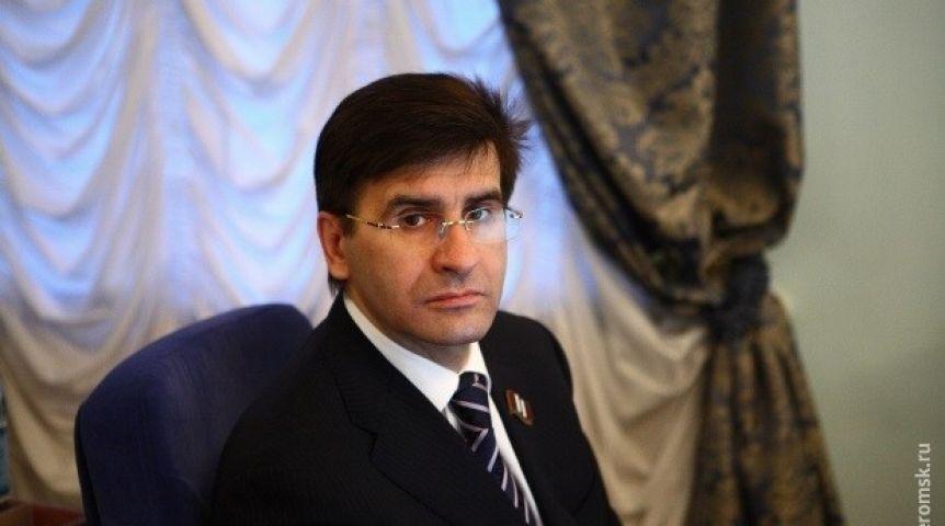 Игорь Зуга собрался в Государственную думу