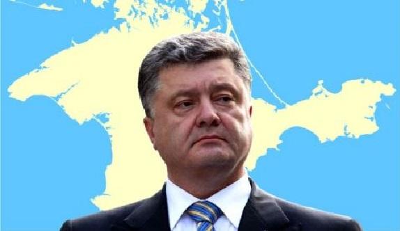 Экс-президент Украины пообещал за год отнять Крым у России