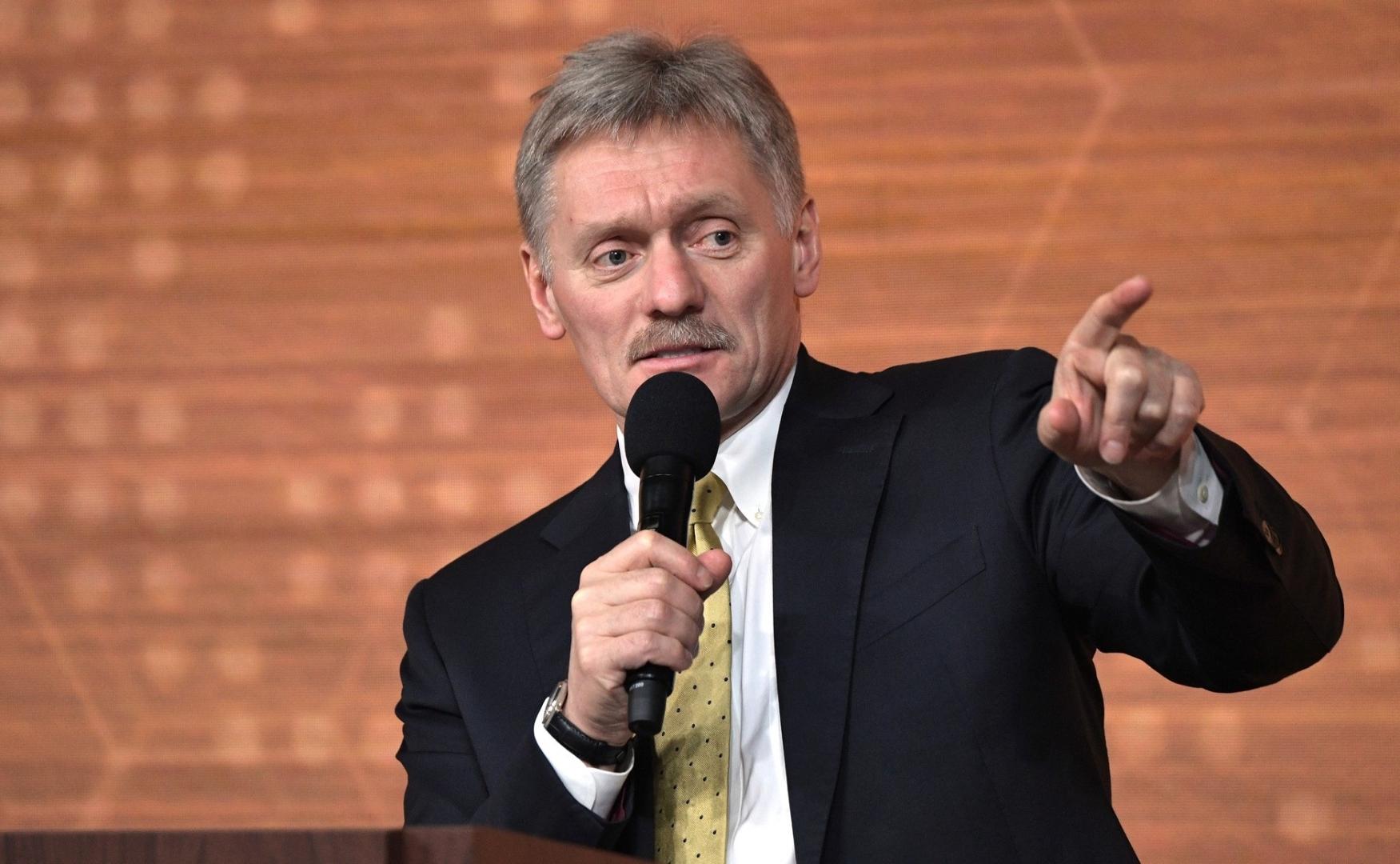 В Кремле прокомментировали  заявление нового премьер-министра Японии относительно Курил
