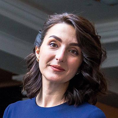 Екатерина Лущ