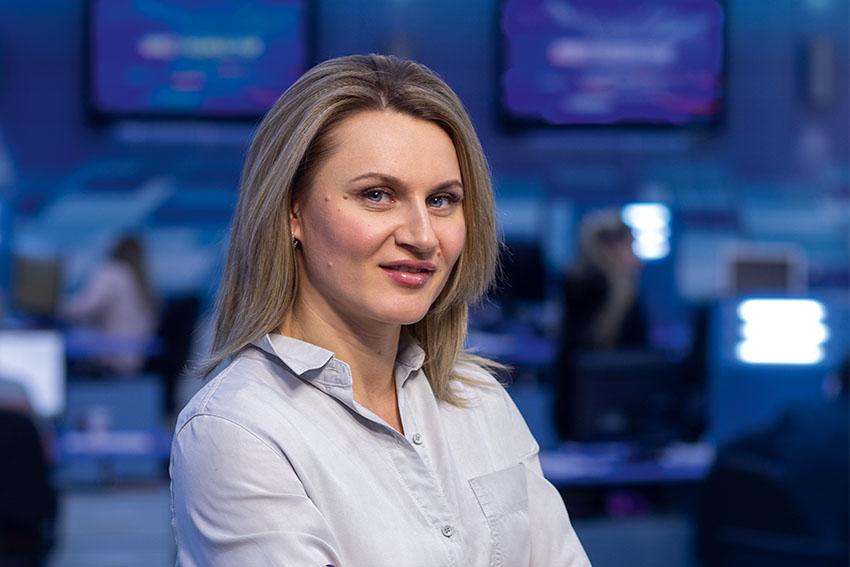 Ольга Колесник