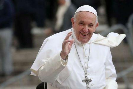 Папа Римский Франциск высказался за право на однополые браки