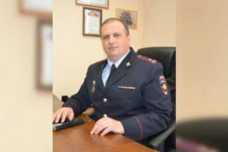 Омскую полицию вместо уволенного Меркушева возглавил Быков