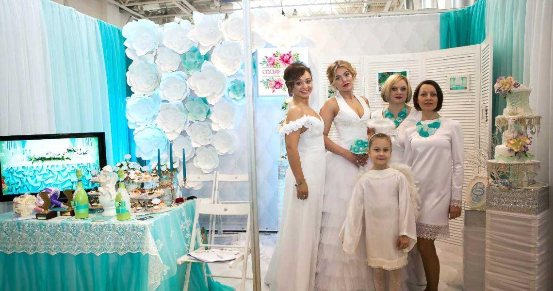 Елена Шиковец о выставке «Ваша Свадьба»