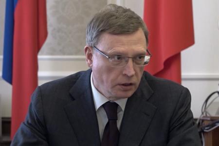 Губернатор Бурков жестко раскритиковал работу Минздрава области