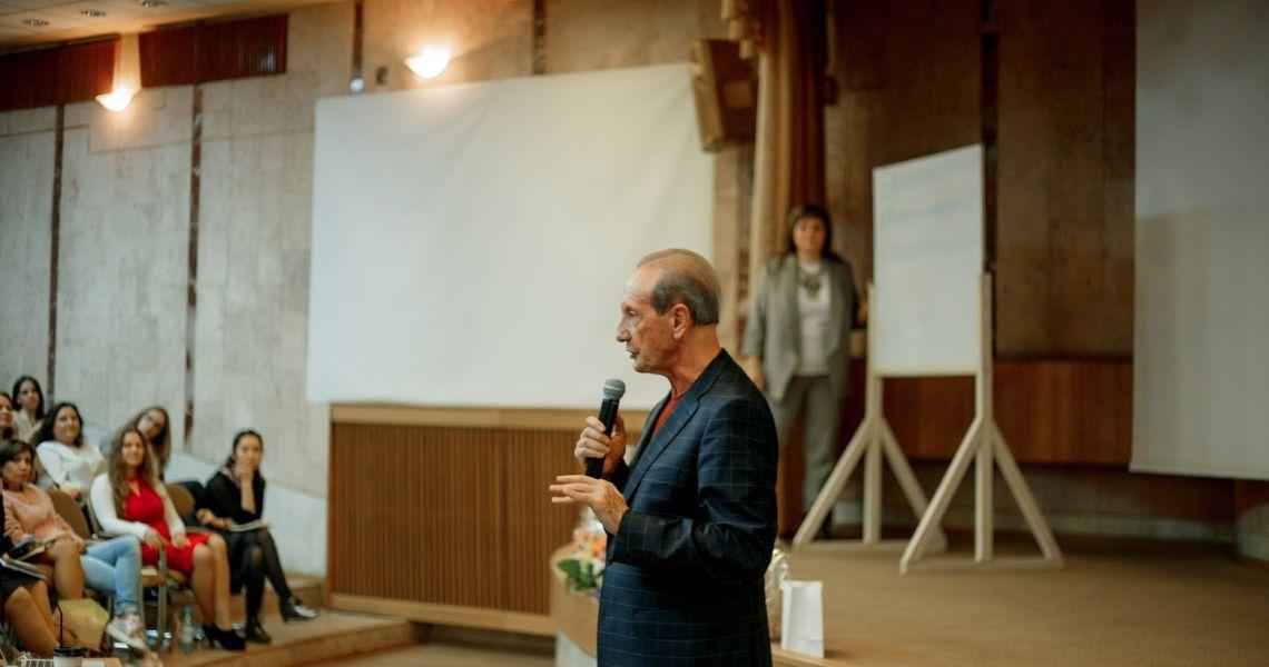 Отзыв о мастер-классе Александра Рапопорта в Омске