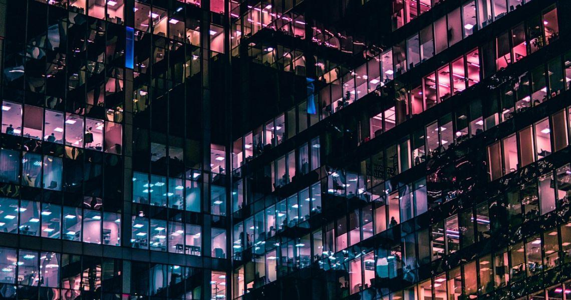 Город-офис, столица лимиты