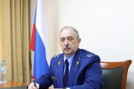 Александру Буркову представили кандидата на пост руководителя прокуратуры региона