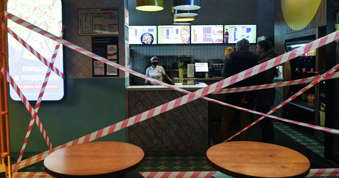 Коронавирус убивает бизнес