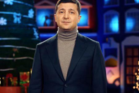 «Мы просто люди» Владимир Зеленский необычно поздравил украинцев с Новым годом.