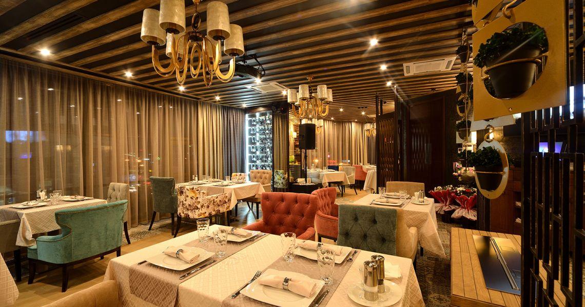 Маниллов Gourmet – новая звезда ресторанного бизнеса.