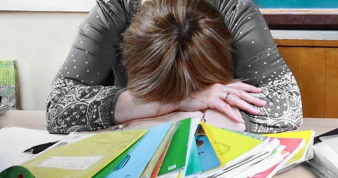 Учителя – разочаровавшиеся в жизни люди