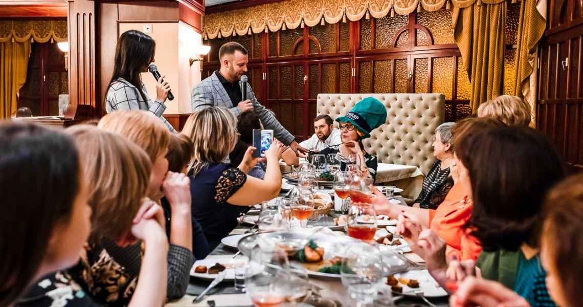 Октоберфест. Ресторан-паб «Альбион». Фотоотчет.