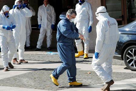 В Италии зафиксирован самый высокий процент смертности от коронавируса