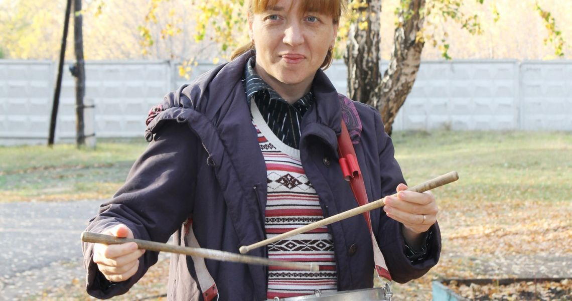 Письмо второе. Знакомимся – директор департамента образования города Омска – Екатерина Спехова.