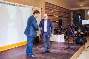 Первая Аграрная премия. Виктор Белевкин