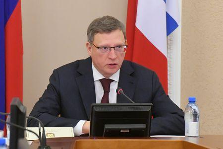 Правительство Омской области подготовило план по поддержки экономики и малого бизнеса